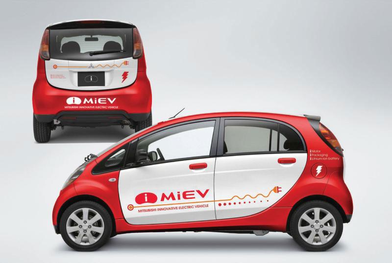 MMC i-MiEV