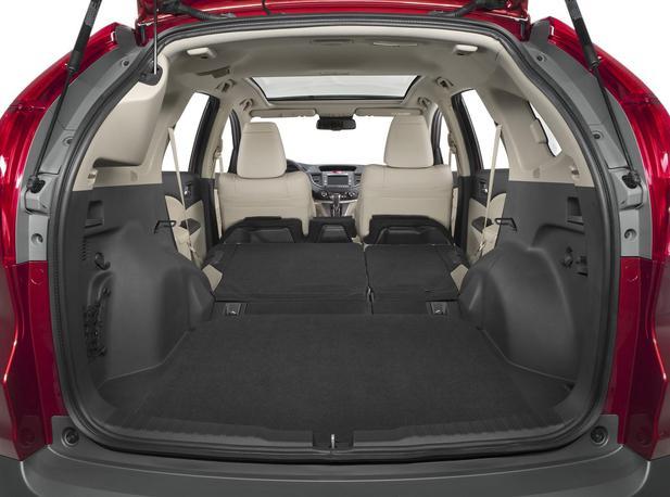 Honda CR-V innrými