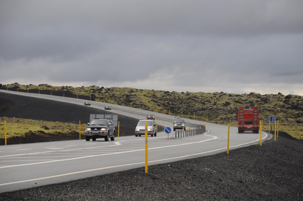 Fleiri útlendingar en Íslendingar létust í umferðarslysum á Íslandi 2017