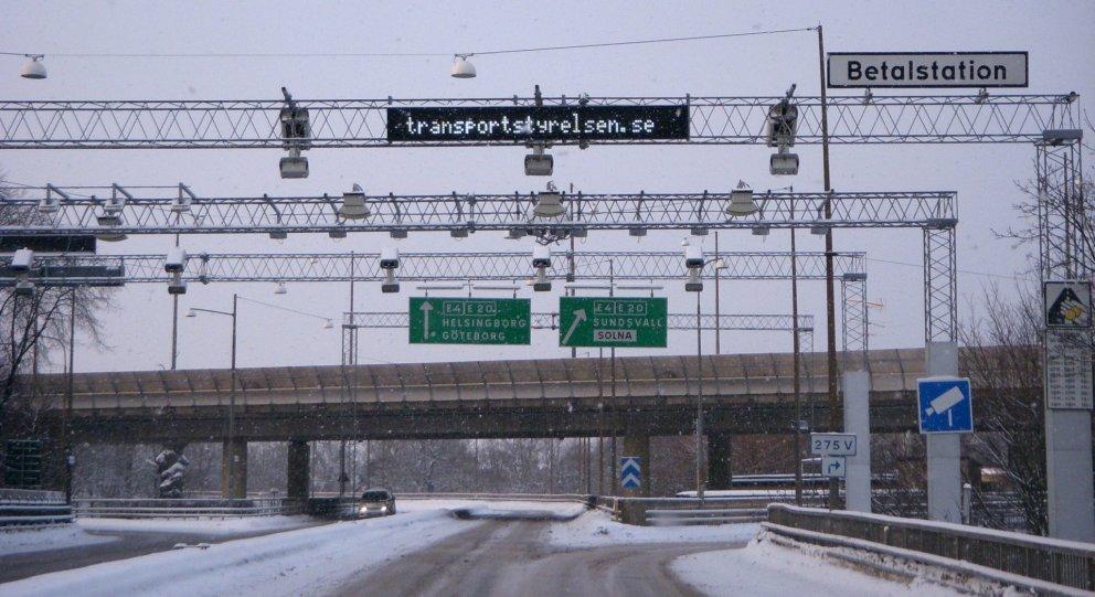 160 myndatökustaði og 380 myndavélar þarf fyrir vegtolla á höfuðborgarsvæðinu